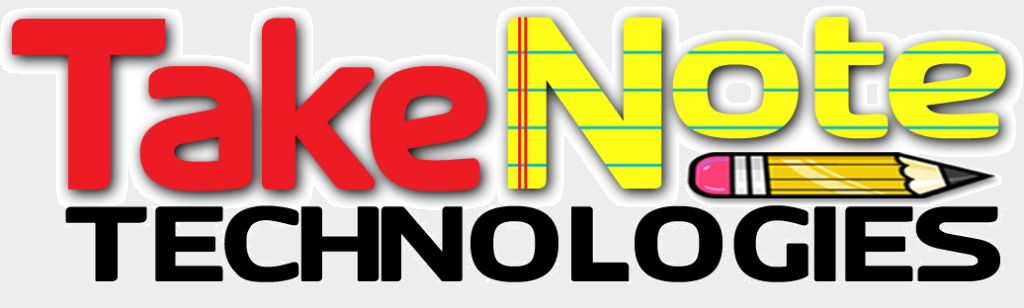 TakeNote Technologies